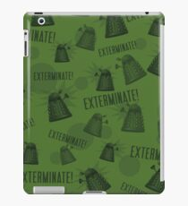 Daleks - Green iPad Case/Skin