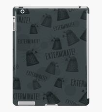 Daleks - Grey iPad Case/Skin