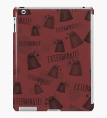 Daleks - Red iPad Case/Skin