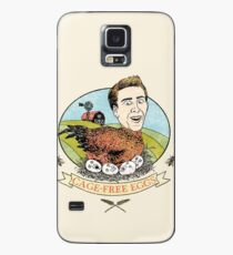 Cage-Free Eggs Case/Skin for Samsung Galaxy