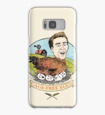 Cage-Free Eggs Samsung Galaxy Case/Skin
