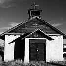 Concepcion Immaculada, Tres Piedras, New Mexico by Susan Chandler