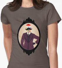 The Perfect Gentleman Womens Fitted T-Shirt