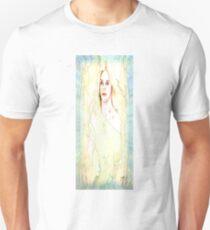 Icy Blue Unisex T-Shirt