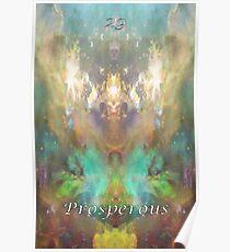 29 Prosperous Poster