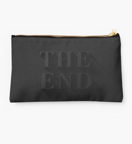 THE END Studio Pouch