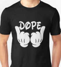 Mickey Hands - Dope Unisex T-Shirt