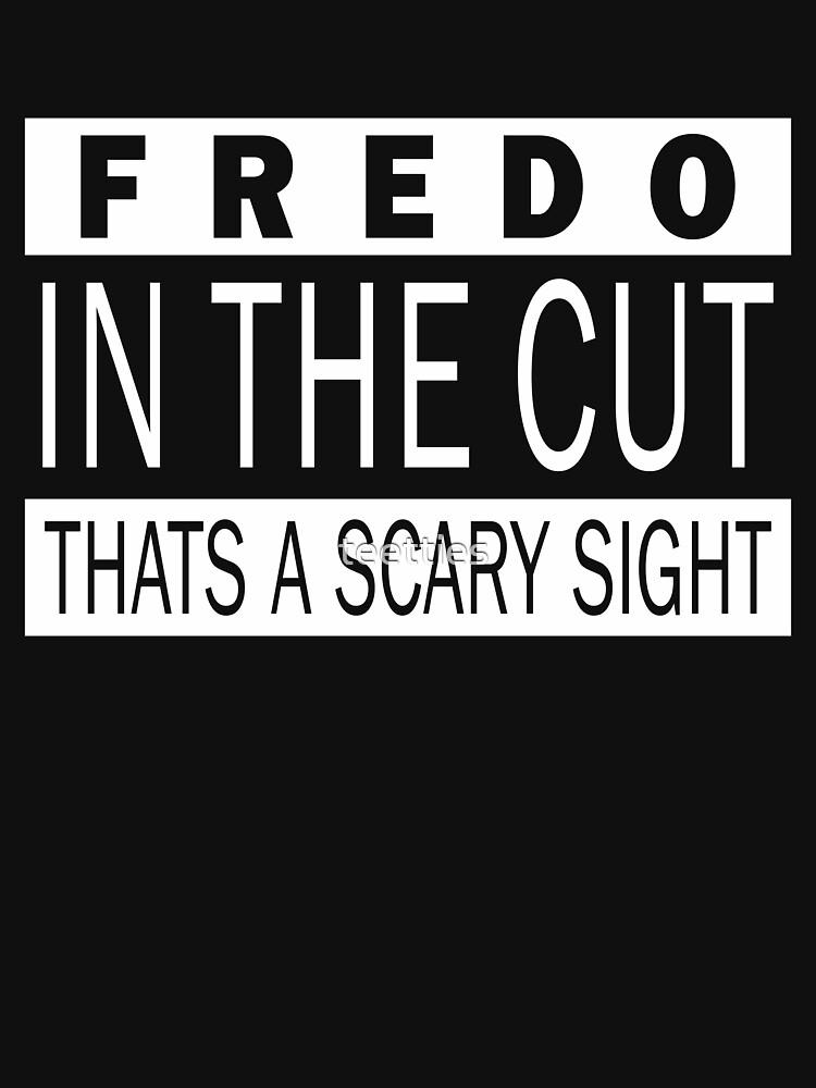 Fredo In The Cut Logo