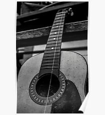 One stringed Passion Poster