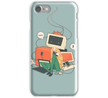 Cyber Kid iPhone Case/Skin