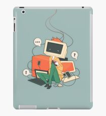 Cyber Kid iPad Case/Skin