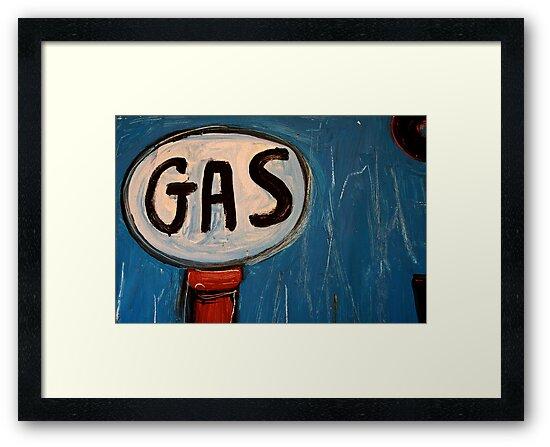 It's a Gas! by Mary Ellen Garcia