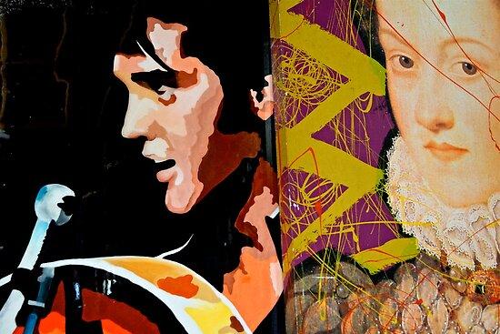 The King & Queen  by Mary Ellen Garcia
