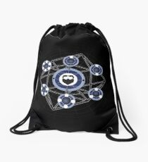 Darkest Timeline   Community Drawstring Bag
