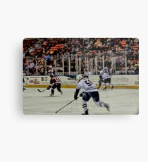 On The Ice Metal Print