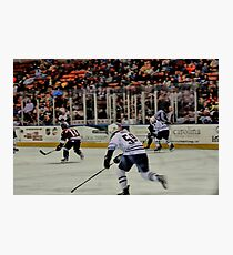On The Ice Photographic Print