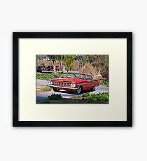 1959 Chevolet Impala Framed Print