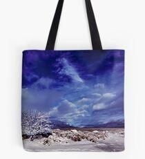 Palomino Valley North winter Tote Bag