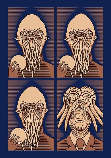 Ood One Out - Dalek by DoodleDojo