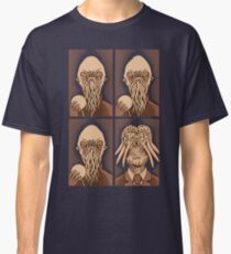 Ood One Out - Dalek Classic T-Shirt