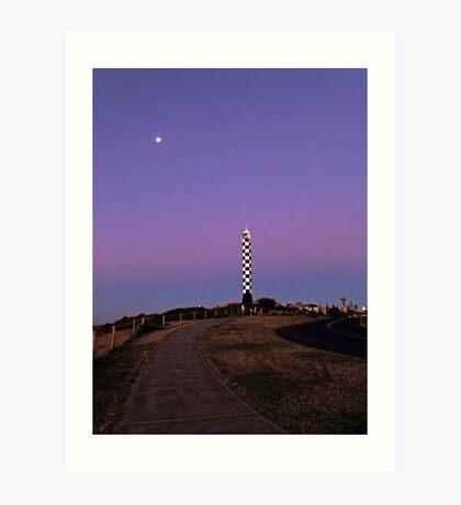 Bunbury Lighthouse - Western Australia  Art Print