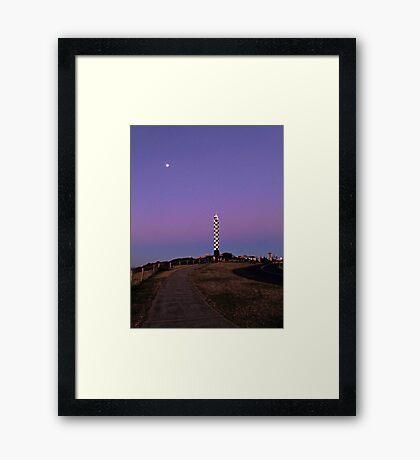 Bunbury Lighthouse - Western Australia  Framed Print