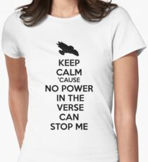 Firefly No Power in the Verse can stop Me T-Shirt