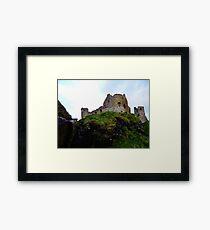 Dunluce Castle 2012/13 Framed Print