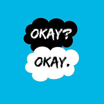 Okay? Okay. The Fault in Our Stars by spellbending
