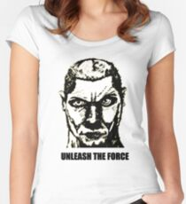 Star Wars - Unleash the Force Women's Fitted Scoop T-Shirt