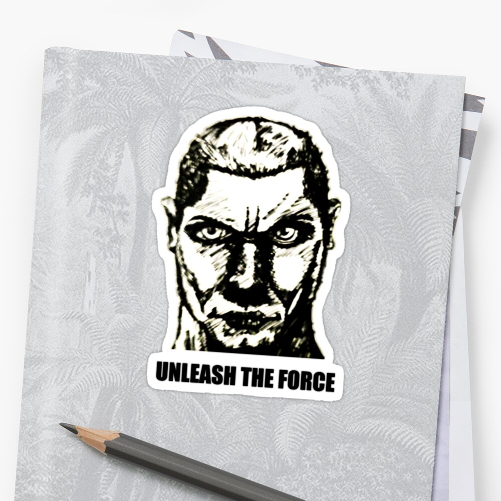 Star Wars - Unleash the Force by tribal191983