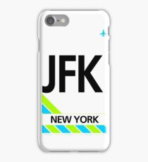 New York JFK iPhone Case/Skin