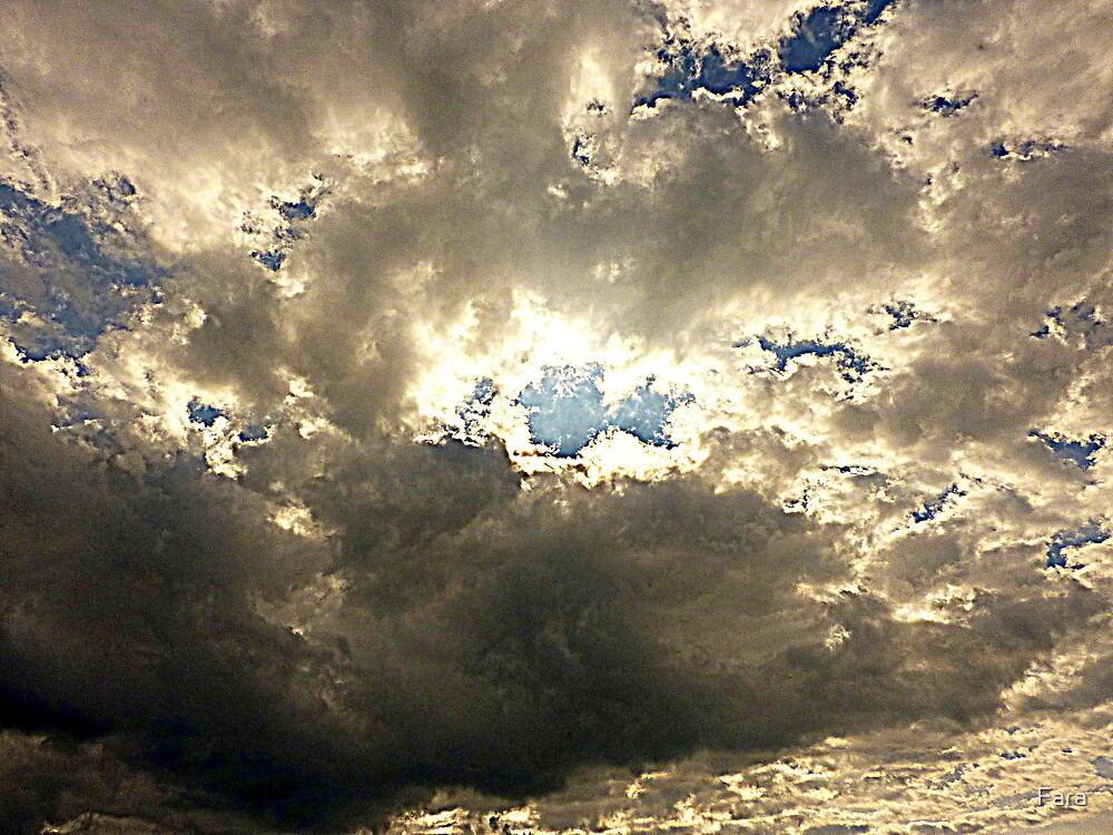 The Sheltering Sky by Fara