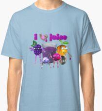 I Heart Love Juice Classic T-Shirt