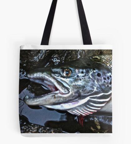 Your Highness   Salmon . Doctor Faustus. Tote Bag