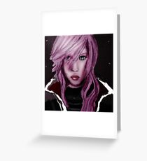 Lightning Returns Greeting Card