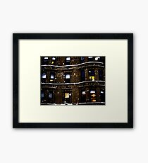 Prospect Heights Framed Print