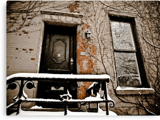 Brooklyn Doors by AbeCPhotography