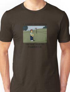 Lee Carvello's Putting Challenge Unisex T-Shirt