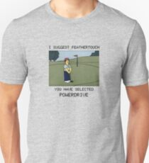 Lee Carvello's Putting Challenge T-Shirt