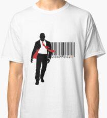 Agent 47 Barcode Classic T-Shirt