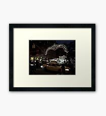 San Gennaro, Little Italy NYC Framed Print