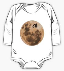 Witched Moon One Piece - Long Sleeve