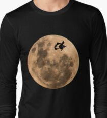 Witched Moon Long Sleeve T-Shirt