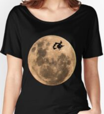 Witched Moon Women's Relaxed Fit T-Shirt