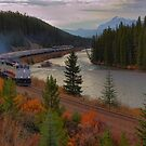 The Rocky Mountaineer by James Anderson