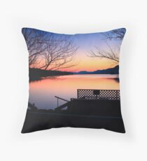 Crimson Tide Throw Pillow