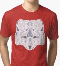 Arctic Fox Tri-blend T-Shirt