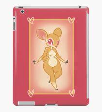 Cutie Pie Deer  iPad Case/Skin