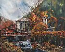 Autumn in Shiroka Luka by Stefano Popovski